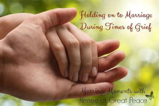 Holding on to Marriage During Times of Grief - Great Peace Academy