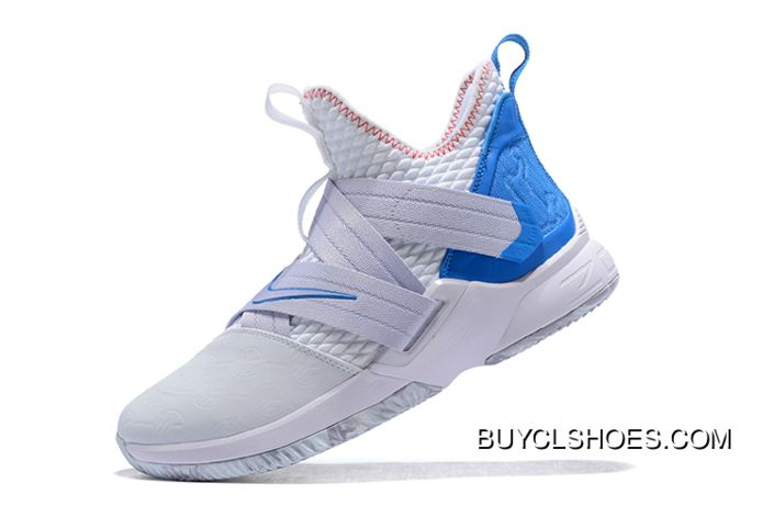 separation shoes 0ff9d aa2b1 Nike LeBron Soldier 12