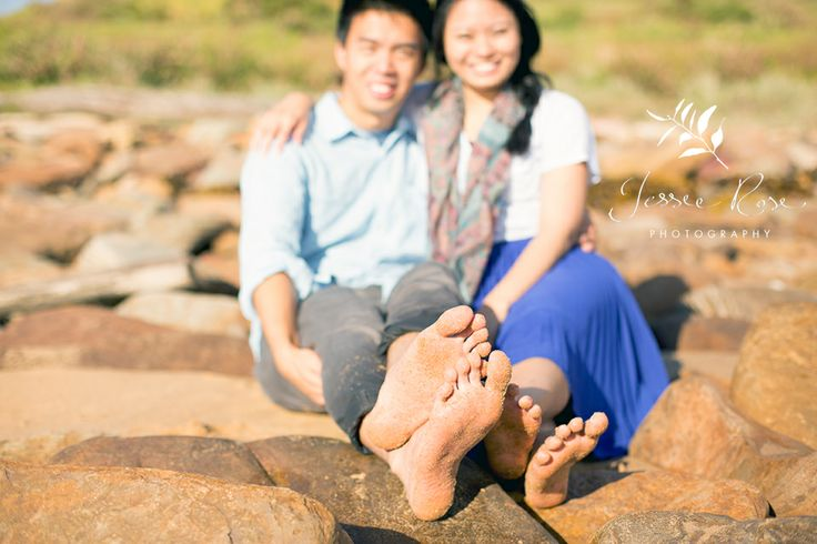 Sunrise Engagement Session with Dion & Vidi @ Jessie Rose Photography