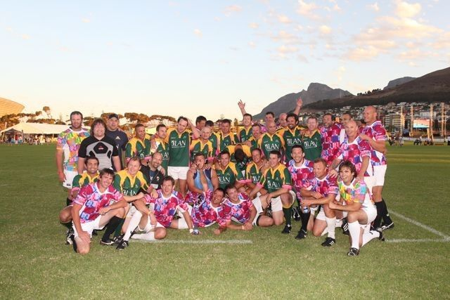 Tens Rugby in Cape Town. One of the fun sporting events of the year raising money for charity. See More: http://www.where2stay-southafrica.com/event/Tens_Rugby_Cape_Town #capetown