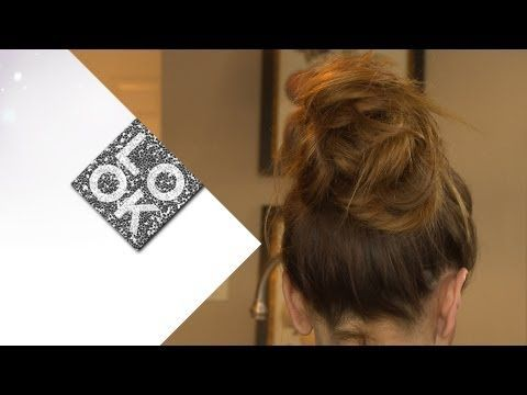 Hair-To - Messy Bun: The Money Look w/ Michelle Money - YouTube