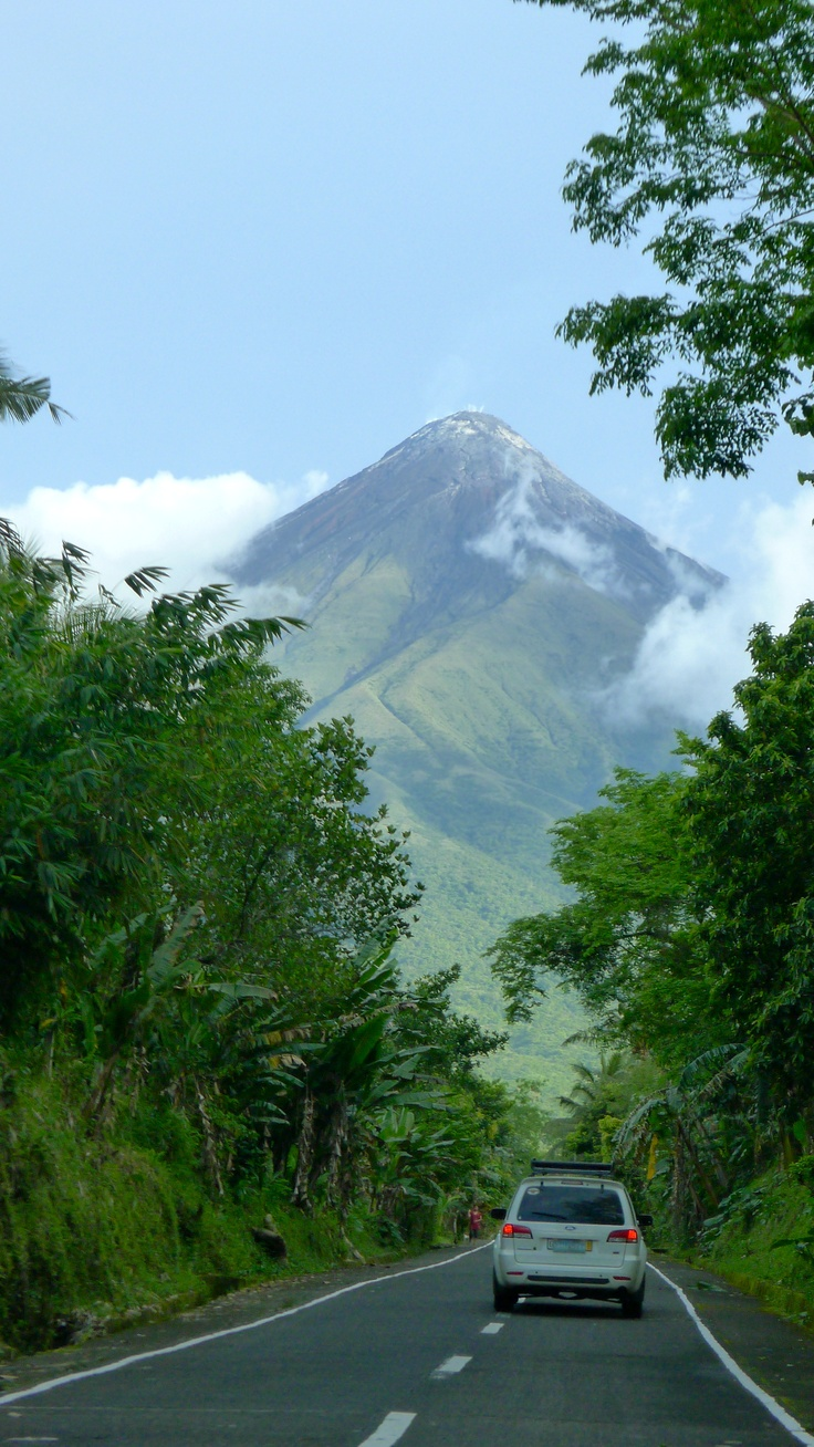 Magical Mayon Volcano Philippines My Secret Garden Pinterest Philippines Volcano And