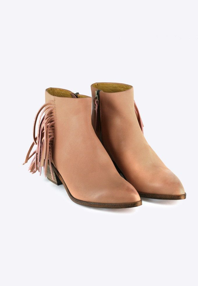 The Finery - Dept. Of Finery - Saffron Boot