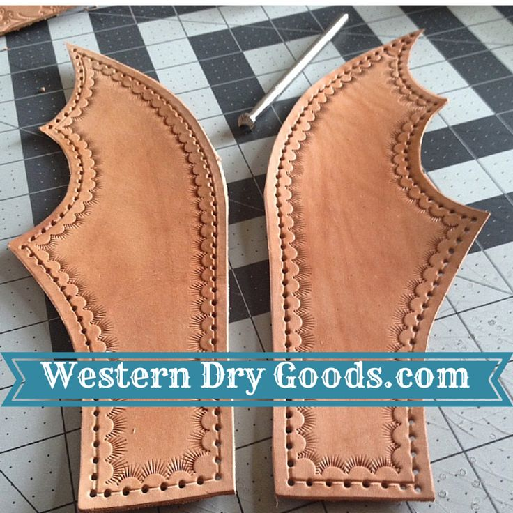 Bat Wing Leather Waist Bands for Kids Chaps.