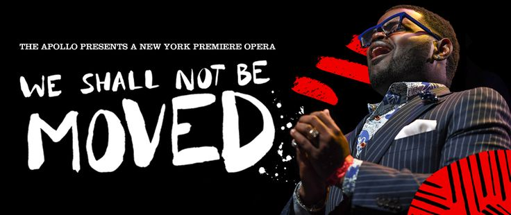 """We Shall Not Be Moved,"" by the composer Daniel Bernard Roumain and the librettist Marc Bamuthi Joseph, inventively directed by Bill T. Jones, has generated the most attention, for tackling roiling issues of race and inequality. (It's playing next month at the Apollo Theater in Harlem, en route to London)."