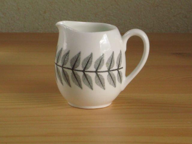 I just love glassware and ceramics