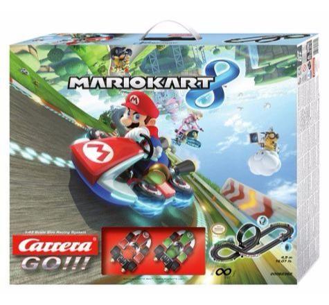 Carrera Go tor wyścigowy Nintendo Mario Kart8