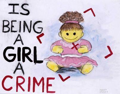 #SaveGirl https://www.facebook.com/isitacursetobegirl