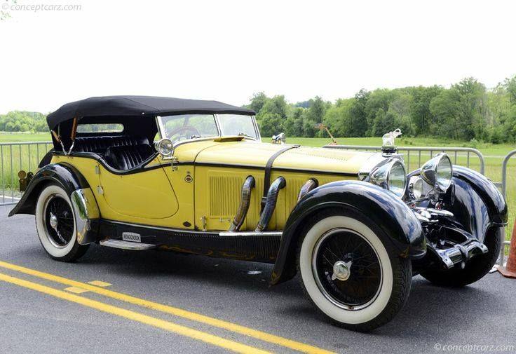 1928 Mercedes Benz Model S