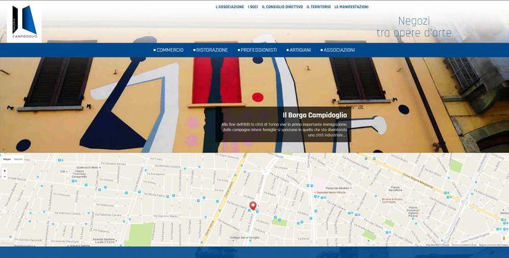 Sito web realizzato per Galleria Campidoglio - http://www.galleriacampidoglio.it