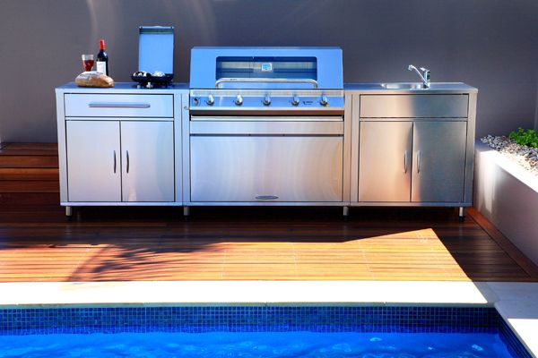 Collaroy outdoor kitchen and bbq