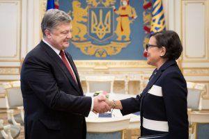 «Стеклянные бусы» для самозваного вождя Пети Порошенко