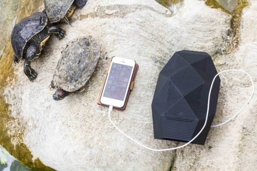 Outdoor Tech grows its sound into BIG Turtle speaker and charger