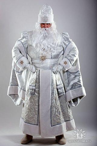 Grandparent Frost-white colour of the winter