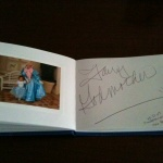 Disney autograph book tips
