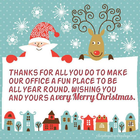 Christmas Business Quotes: Christmas Cards For Co Workers - Google Zoeken