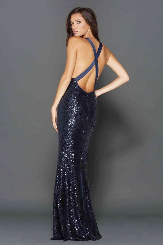 Danny Sequin Gown by Elle Zeitoune - Studio Fitzroy