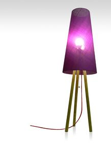 Melusine violet from Anne-Marie Zahar #radiantorchid