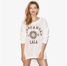 Warszawska Lala Tunic Sweater