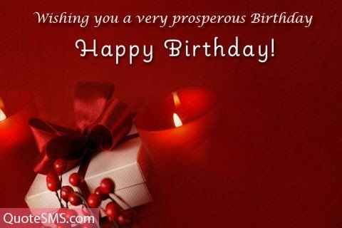 Happy Birthday Wishes, SMS Messages- Glisten That Special Day With a Personal Touch