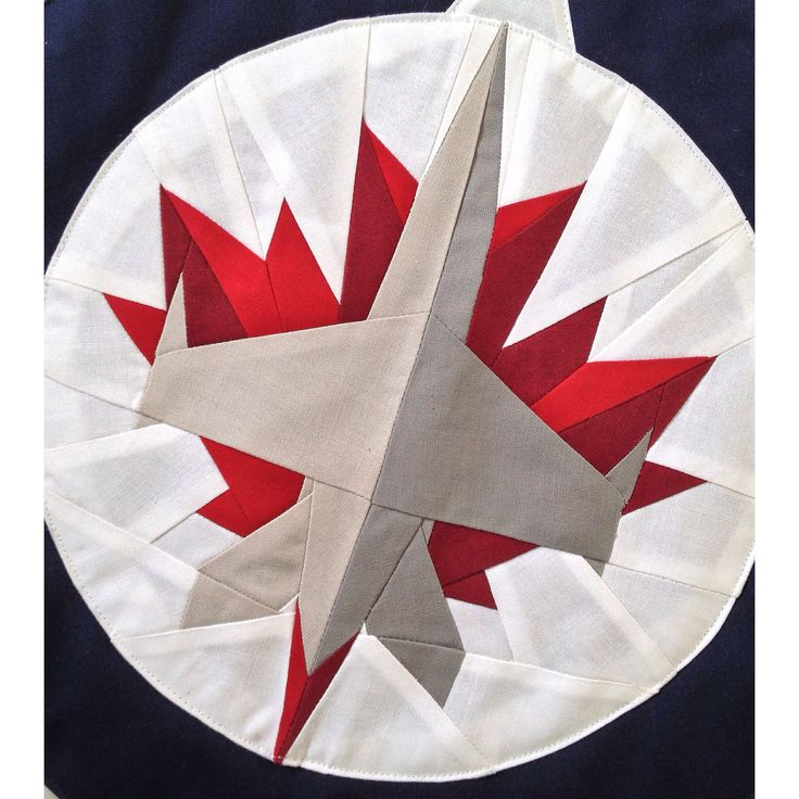 Winnipeg Jets Mini Quilt! | Flickr - Photo Sharing!