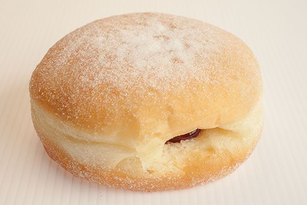 Jam Ball Donut | Mums Buns Wholesale Bakery Sydney