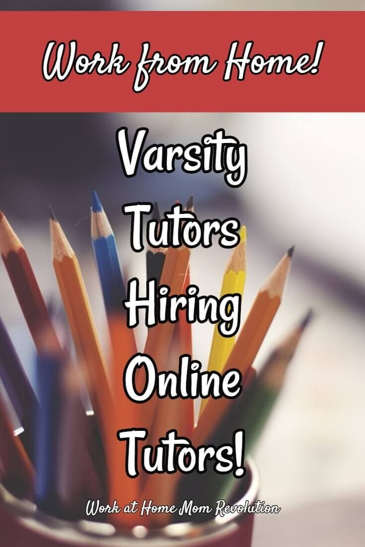 best images about work at home ideas work from varsity tutors is seeking work at home online tutors in the u s for a variety of