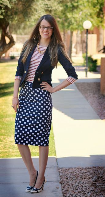 The House of Shoes: SEW Overdue: My Homemade Skirt