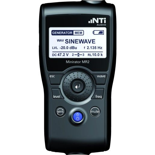 NTI Audio Signal Generator | Maplin
