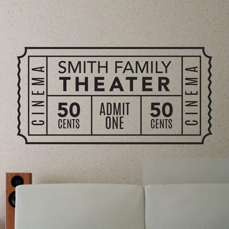 25 Unique Movie Theater Theme Ideas On Pinterest Cinema Movie Theater Outdoor Movie Party
