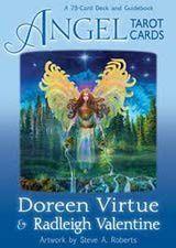 El tarot de los ángeles por Doreen Virtue: El tarot de los ángeles por Doreen Virtue