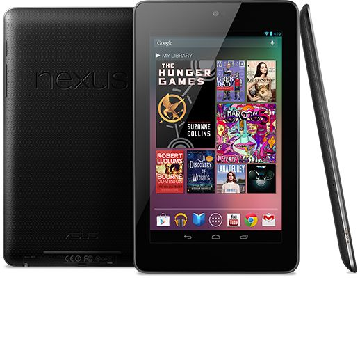 Galaxy Nexus Tablet