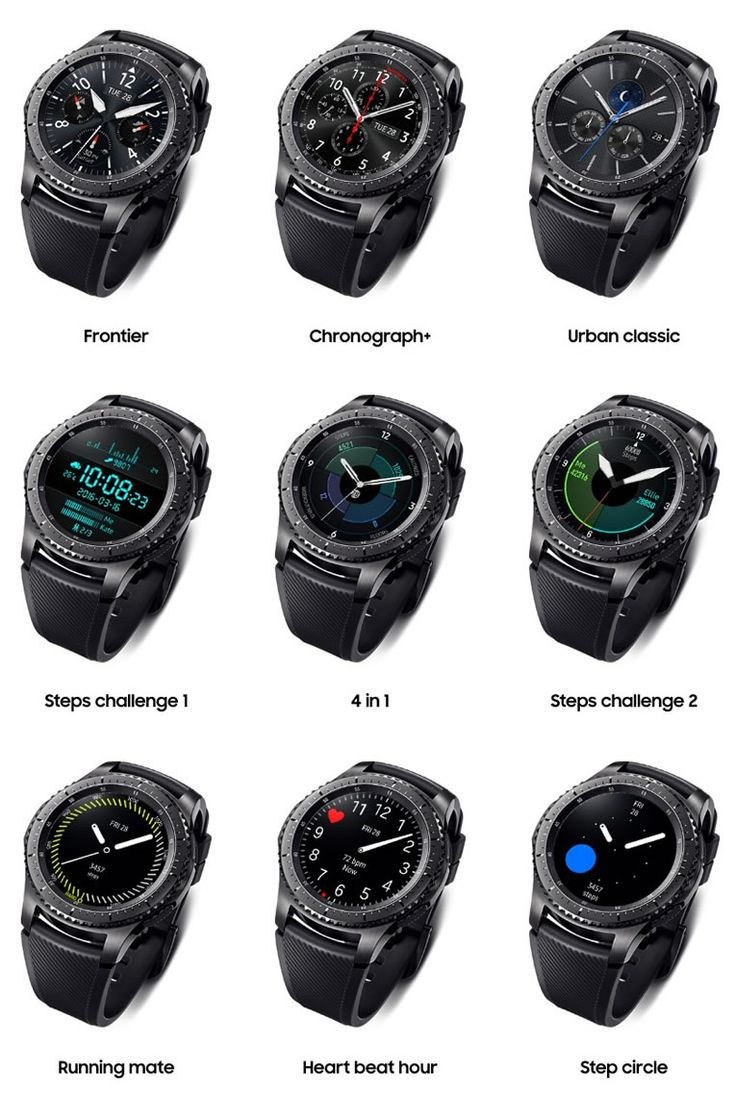 Samsung Gear S3 Watch Has Better Features & Performance -  #samsung #smartwatch