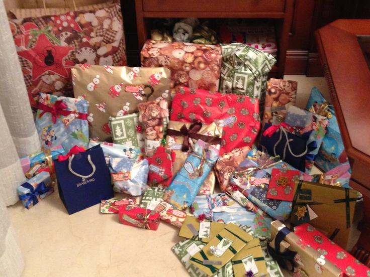 Y más regalos 2013!