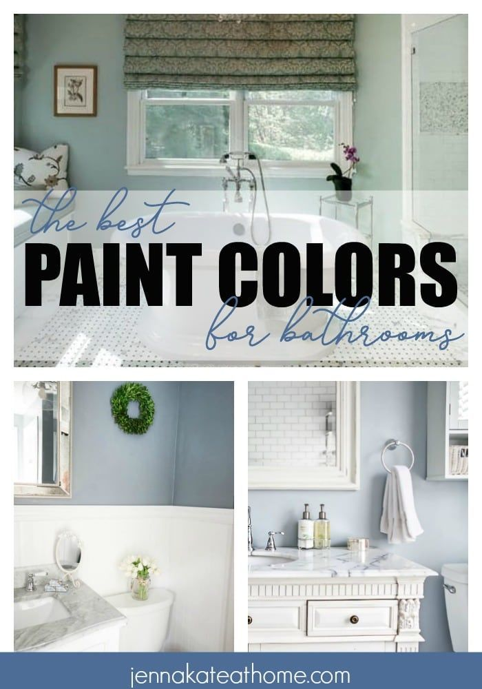 The Best Bathroom Paint Colors Painting Bathroom Small Bathroom Colors Best Bathroom Paint Colors