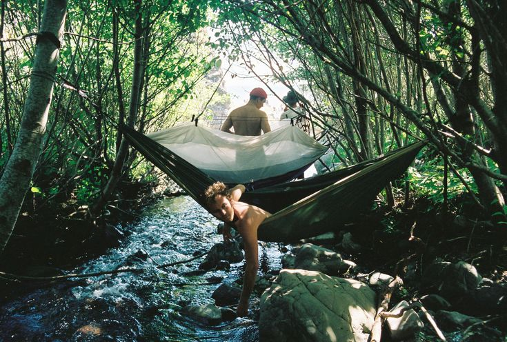 malonebryson:  The dopest hammock spot. Lost Coast, Ca