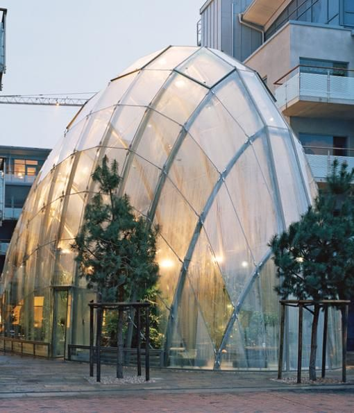 17 best images about monika gora on pinterest retirement for Greenhouse architecture design