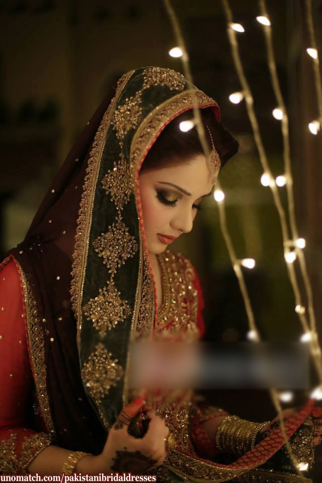 Pakistani Bridal Dresses Like This http://www.unomatch.com/pakistanibridaldresses/