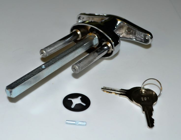 The Brilliant along with Stunning Garage Door Locks And Handles intended for Really encourage
