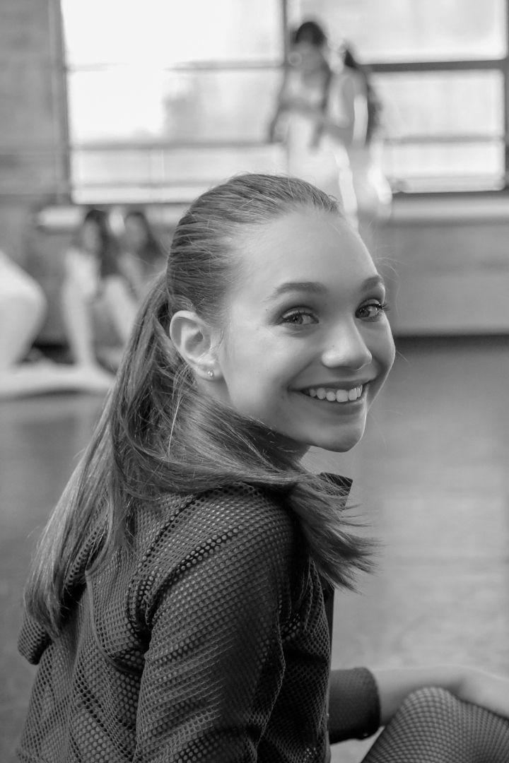 Maddie Ziegler by Albert Ayzenberg for Capezio Dancewear