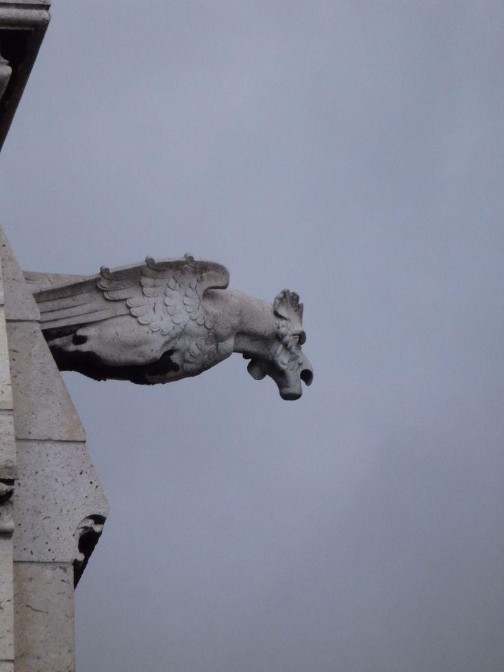 Sacre Coeur, París.