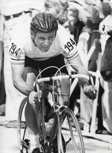 Hennie Kuiper – 1972 Olympic Champion Road - Men's individual road race