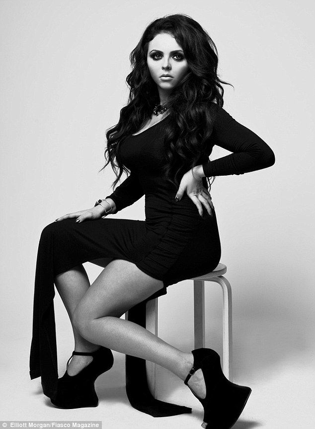 Jesy Nelson- currently my favorite human.
