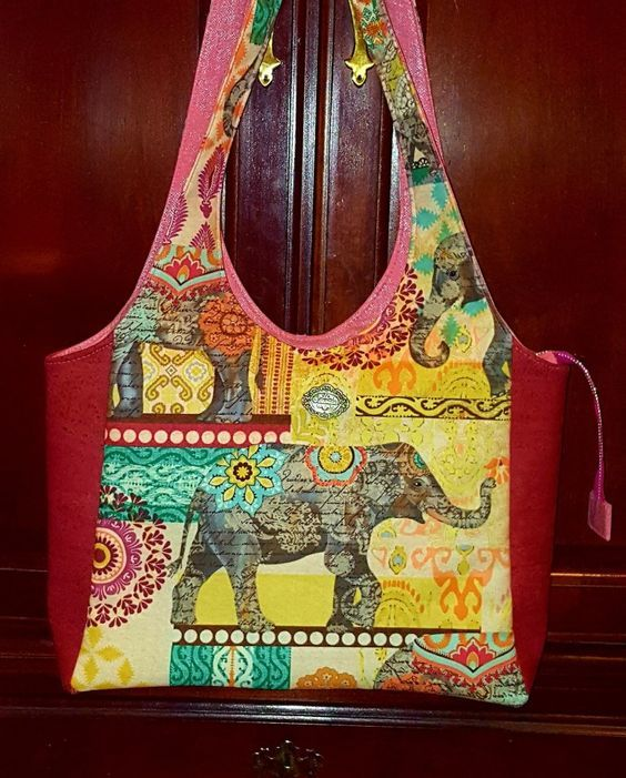 FREE Clydebank Tote Video+PDF Pattern – My Info