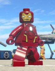 Anthony STARK (IRON MAN)   Earth 13122   Heroic Age   Lego Marvel SUPER HEROES
