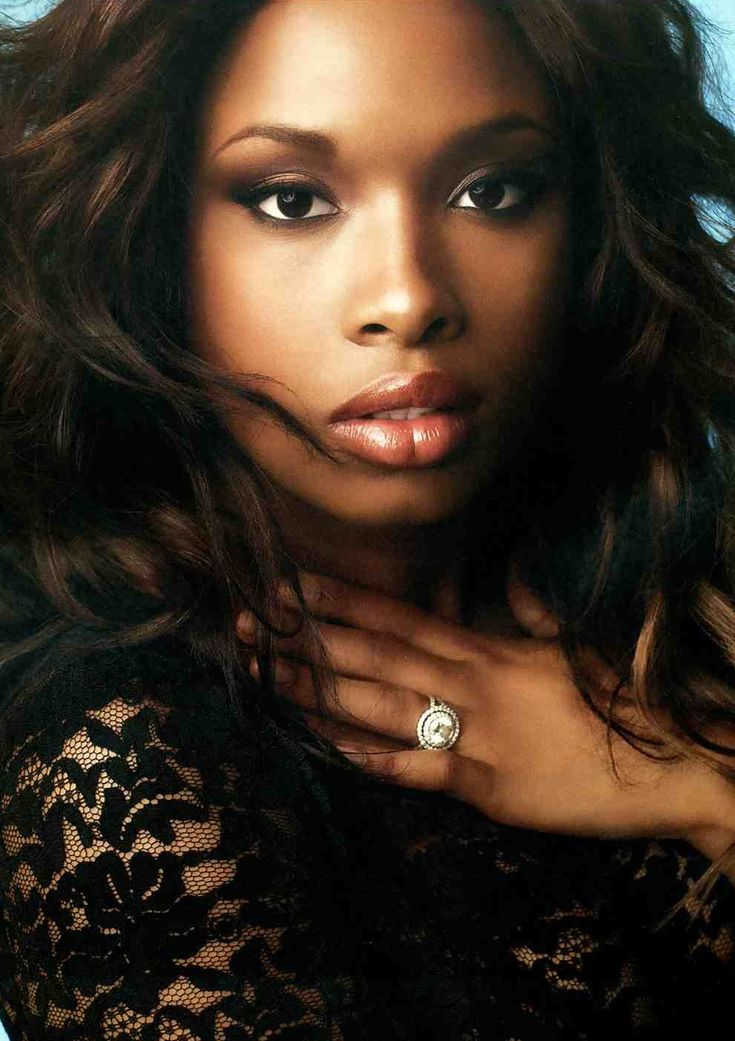 Jennifer Hudson (such a strong, passionate voice)