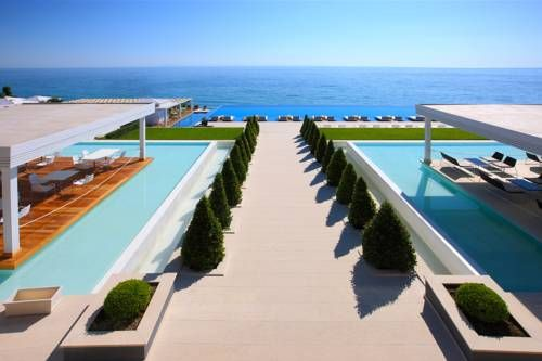 Cavo Olympo Luxury Resort & Spa (*****)  TAISIA SCIUTTERI has just reviewed the hotel Cavo Olympo Luxury Resort & Spa in Litóchoron - Greece #Hotel #Litóchoron