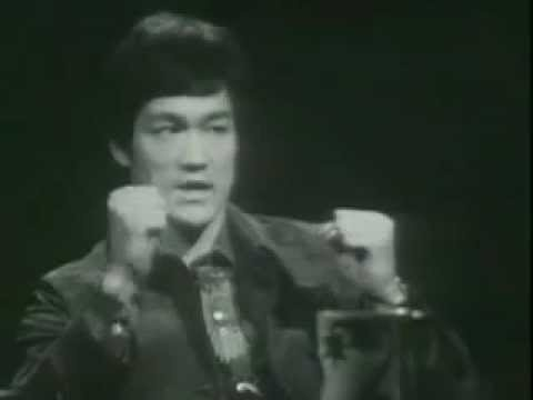 a gold mine of thought... in 24 minutes. Bruce Lee interview 1971 - on balance, ego and true self, action, body, self-expression, race, language, culture, communication, ex-pat life, showbiz, east-west, opening of china...