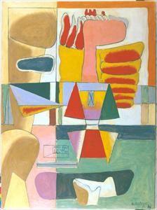 Fondation Le Corbusier - Painting