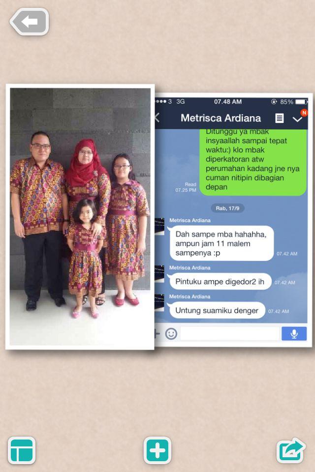 MILLENA batik keluarga #batik#batikmodern#batiksolo#batikkeluarga#dressbatik#blousebatik#blousemuslimbatik#gamisbatik#kemejabatik#sarimbitbatik#